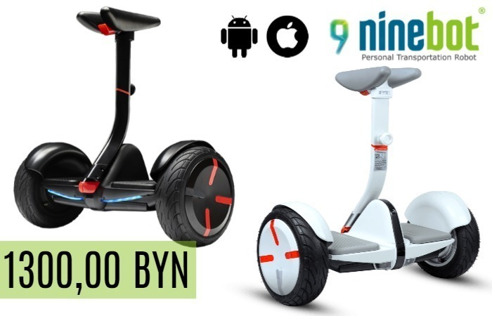 "<span style=""font-weight: bold;"">Гироскутер&nbsp;Ninebot Mini Pro</span>"