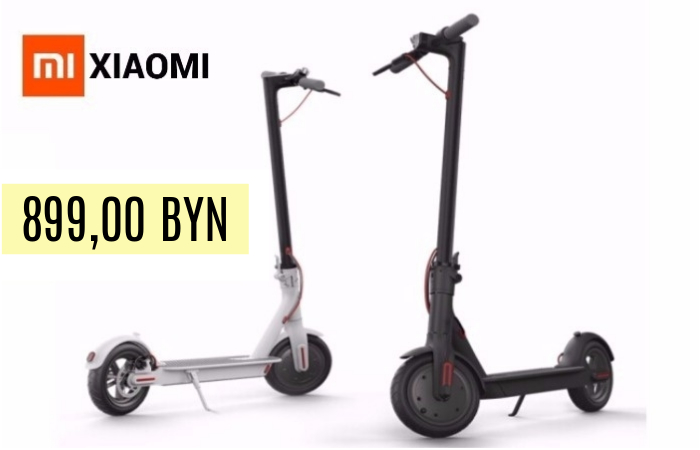 Электросамокат Xiaomi MiJia Smart Electric Scooter M365&nbsp;<br>