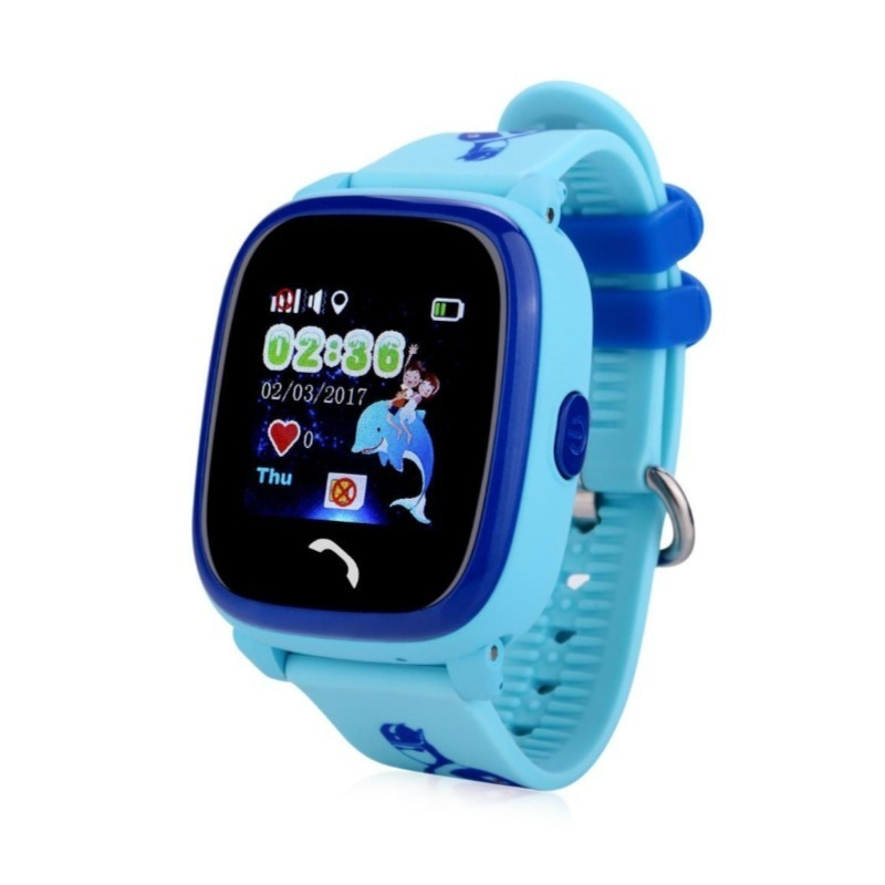 Купить Smart Baby Watch GW400S голубые Wonlex
