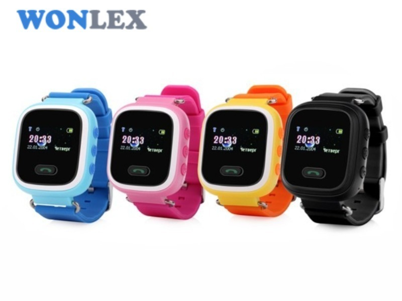 Smart Baby Watch Q60 (GW900S)