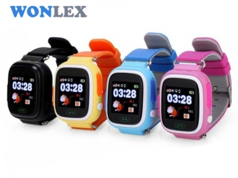 Smart Baby Watch Q80 (GW100)<br>