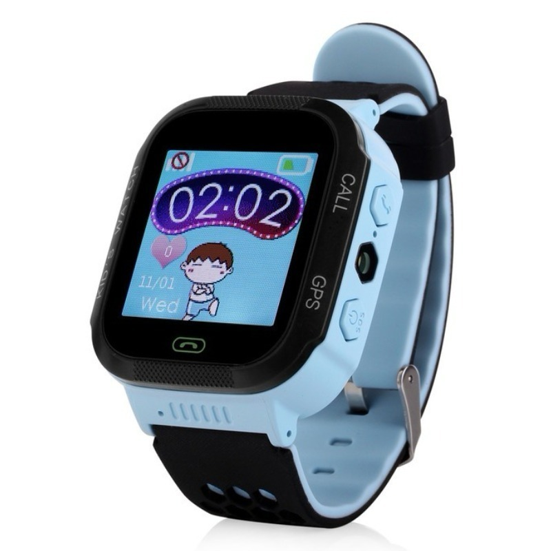 Купить Smart Baby Watch GW500S голубые Wonlex